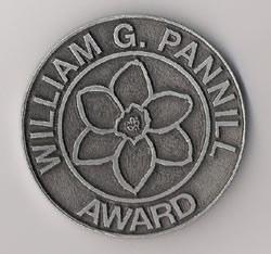 The Pannill Award Medal