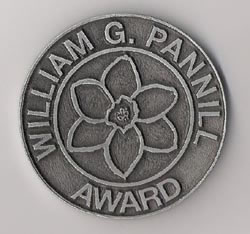 The Pannill Award Medal