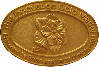 Gold Innovation Medal