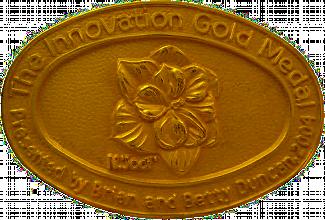 Gold Innovation Medal