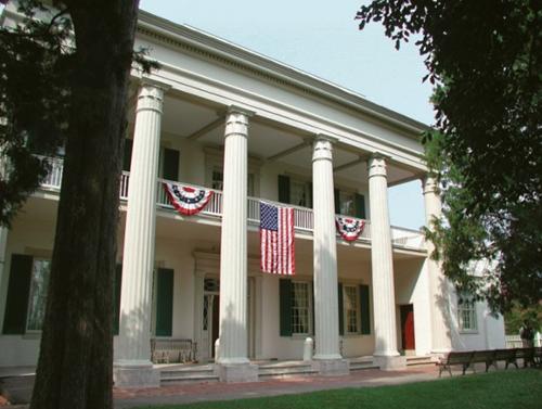The Hermitage Mansion, Nashville, TN