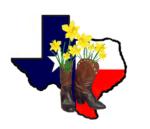 Texas Daffodil Society Logo
