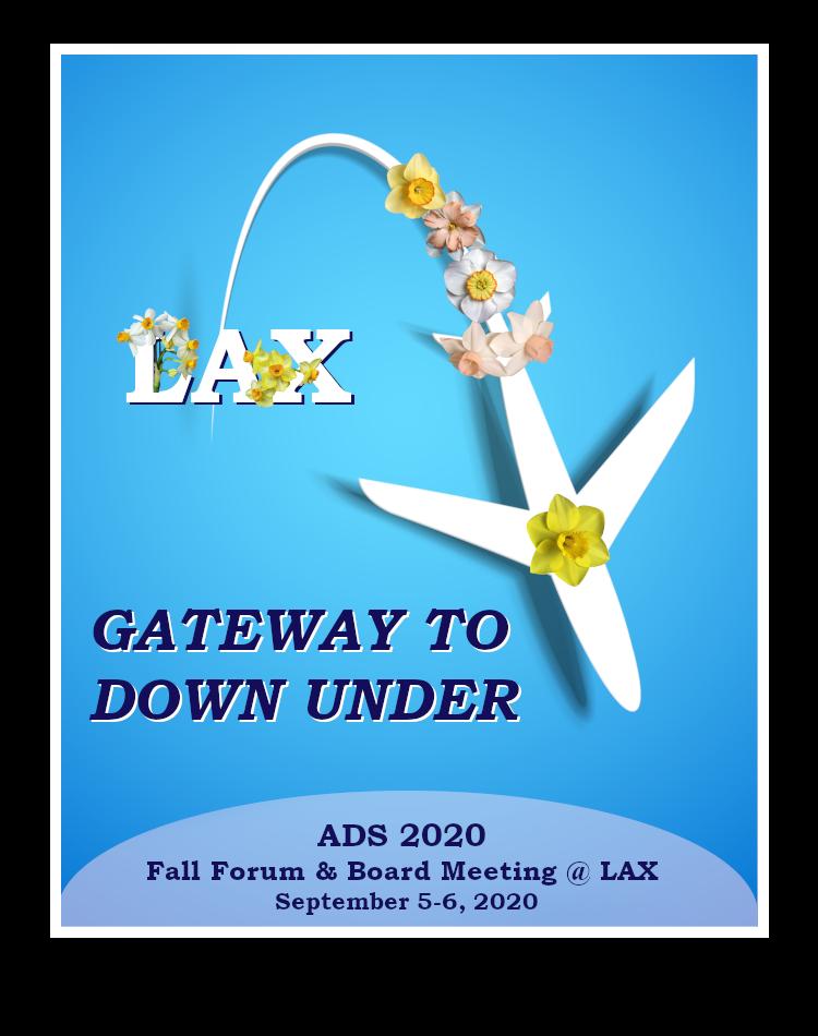 ADS 2020 Fall Forum logo