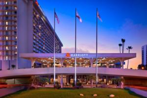 LA Airport Marriott Hotel